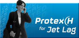 Protex H for Jet Lag - 100% Guaranteed to stop jet lag*